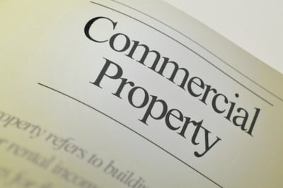 Image of a Book with a chapter on Commercial Property